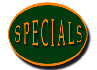 Click here for our current specials.